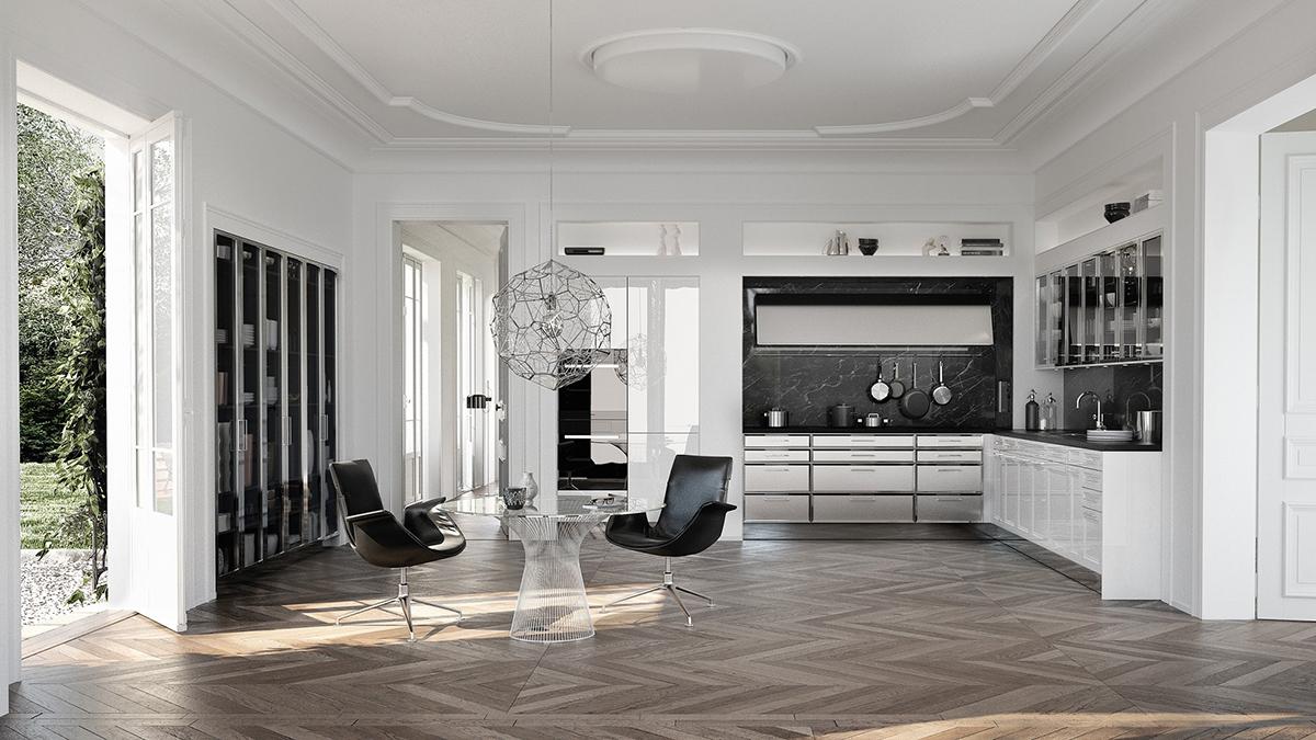 Küchenstudio Monrepos (Ludwigsburg) - SieMatic: Exklusive Küchen, Designküchen, Traumküchen, Planung, Montage