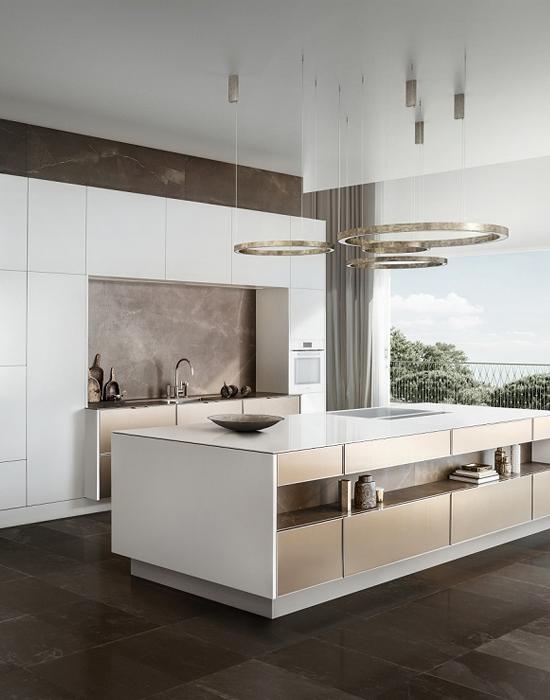 technische Ausstattung Küche